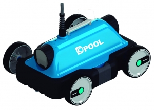 ELECTRIC POOL CLEANER DPOOL MINI